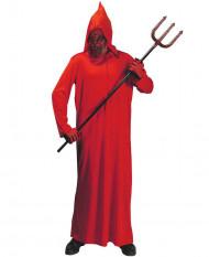Costume demone rosso adulto Halloween