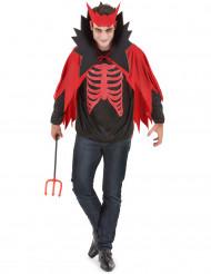 Costume diavolo rosso Halloween