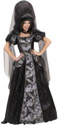 Costume vampiro barocco donna Halloween