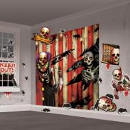 Decorazioni di Halloween teschi