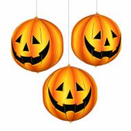Decorazione da appendere zucche Halloween