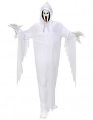 Costume fantasma adulto Halloween