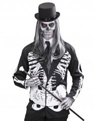 Giacca da scheletro adulto