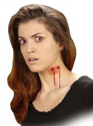 Finto morso da vampiro adulto Halloween