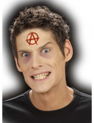 Finta protesi simbolo adulto Halloween