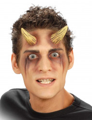 Corna finte da demone adulto Halloween