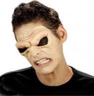 Finta piaga occhi demone adulto Halloween