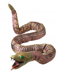 Serpente gigante modellabile