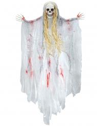 Decorazione insanguinata fantasma di Halloween