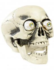 Teschio occhi globulosi Halloween