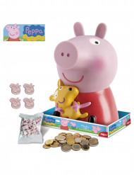 Salvadanaio con caramelle Peppa pig™