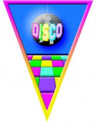 Ghirlanda bandierine disco