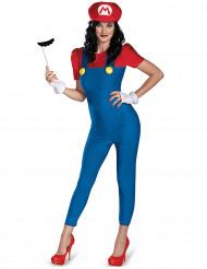 Costume Mario™ donna deluxe