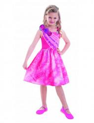 Costume Barbie™ bambina corto