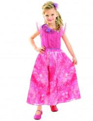 Costume da Barbie™ con fermaglio bambina