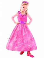 Costume da Barbie™ con cerchietto per bambina