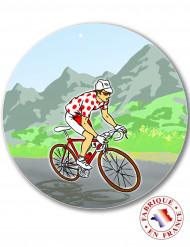 Decorazione murale di cartone Ciclista