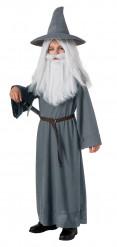 Costume da stregone Gandalf™ per bambino