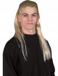Parrucca Legolas Hoobit™ adulto