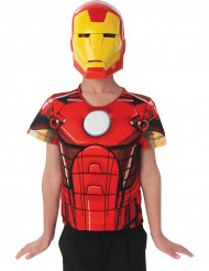 Completo Iron Man™ Avengers Assemble™ bambino