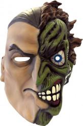 Maschera integrale Due Facce Batman ™