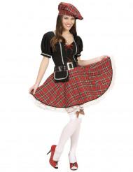 Costume scozzese donna