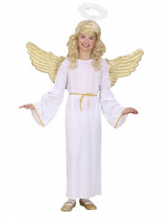 Costume angelo dorato bambino