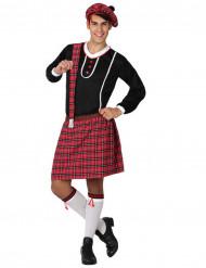 Costume scozzese in kilt per uomo