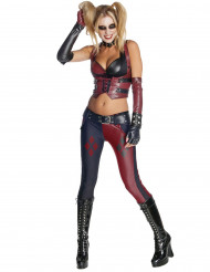 Costume Harley Quinn™Batman Arkham City™donna