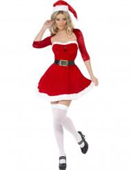 Costume Mamma Natale adulto con bolerino