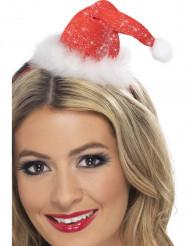 Cappellino scintillante Mamma Natale