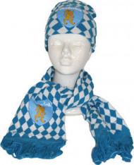 Sciarpa e cappello bavaresi