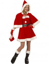 Costume deluxe Mamma Natale adulto