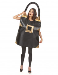 Costume borsa nera donna