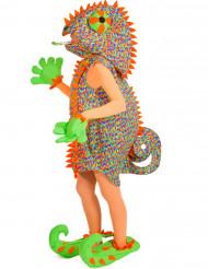 Costume camaleonte donna