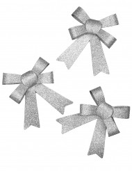 Fiocchetti in argento per le feste