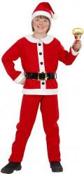 Costume Babbo Natale bambino