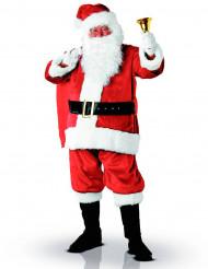 Costume da Babbo Natale Lusso per adulto