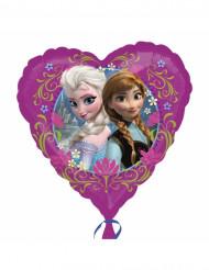 Palloncino alluminio cuore Frozen™