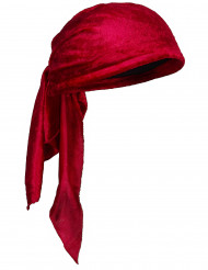 Bandana rossa adulto