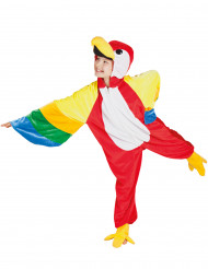 Costume pappagallo bambino