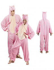 Costume maiale adulto