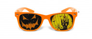 Occhiali da sole Nunettes™ zucca Halloween