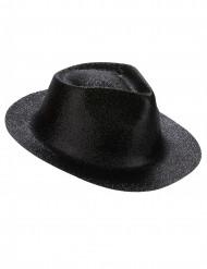 Image of Cappello con paillettes nero