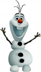 Decorazione Olaf Frozen-Il Regno di Ghiaccio™