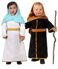 Costume coppia Giuseppe e Maria bambino