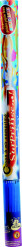Cannone con coriandoli e petali multicolore
