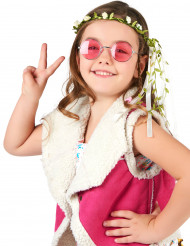 Coroncina fiori bianchi bambino
