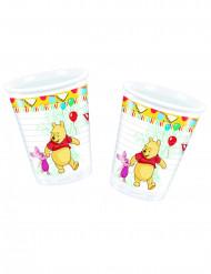 8 Bicchieri di plastica Winnie the Pooh™