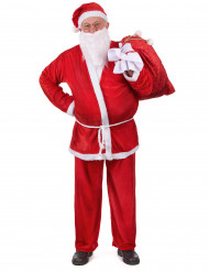 Costume Babbo Natale adulto